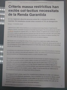criteris excloents rgc