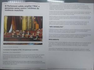 Parlament ampliació RGC SS